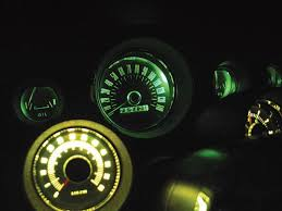 green led dash lights dash light replacement modified mustangs fords magazine