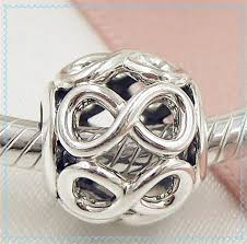 pandora style necklace silver images 2018 new 2016 mother 39 s day 925 sterling silver infinite shine jpg