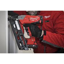 m18 fuel 16 ga angled nailer m18 cn16ga milwaukee tools