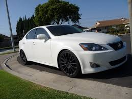 lexus is 300 h wiki 09 stock rims painted black lexus is forum