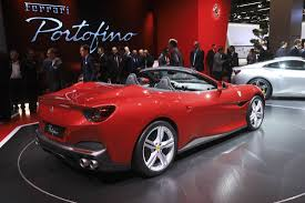 ferrari electric car game changing cars and concepts at frankfurt motor show include