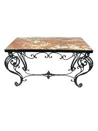 wrought iron tables for sale wrought iron end tables fetchmobile co