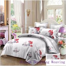 Shams Bedding Satin Bed Set Spa Hotel Bed Set From China Best Producer