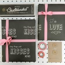 chalkboard wrapping paper chalkboard wedding wrapping paper by scissor monkeys
