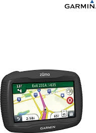 garmin motorcycles zumo 390lm pdf owner u0027s manual free download