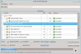 android file associations android sdk for linux file extensions