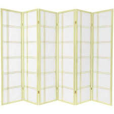 Room Dividers Home Depot by Oriental Furniture Room Dividers Home Accents The Home Depot