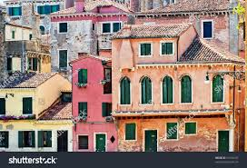 old house facades venice italy stock photo 79166197 shutterstock