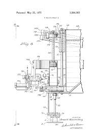 Hon File Cabinet Parts Replacement by Patent Us3580302 Container Filling Machine Google Patents