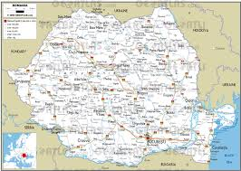 Map Of Georgia With Cities Geoatlas Countries Romania Map City Illustrator Fully