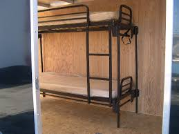 Cargo Bunk Bed Live Help Fold Up Bunk Bed For Trailers