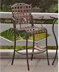 Outdoor Furniture Iron by 48 Best Bar Stools Images On Pinterest Iron Furniture Wrought
