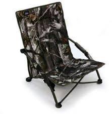 tent chair blind ground blind chair ebay