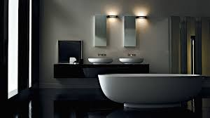 Modern Bathroom Lights Designer Bathroom Lighting Fixtures Home Design Ideas Regarding
