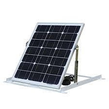 solar power attic gable roof vent brushless dc motor 1720 cfm