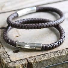 mens personalized bracelet mens leather bracelets engraved australia the and most