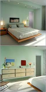 serene green bedrooms