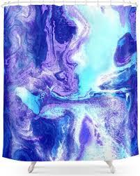 extraordinary royal blue shower curtain contemporary plan 3d