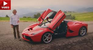 top gear la we top gear s laferrari review is a sign of things to come