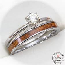 wooden rings wedding images 106 best wooden wedding rings images wedding bands jpg