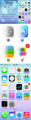 home screen icon design ios 7 home screen with icons psd download download psd