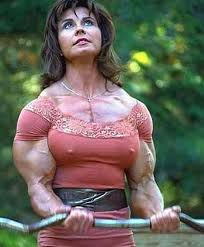 Muscle Woman Meme - woman in body building exercise funny pictures meme and hilarious