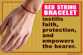 bracelet with red string images This article unearths the meaning of red string bracelet jpg