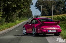 porsche 964 red an acquired taste what do you make of this rubystone red porsche
