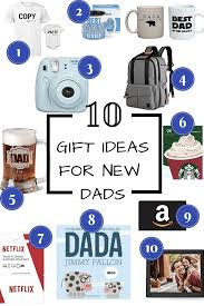 great gifts for new 10 great gift ideas for new dads breast expert