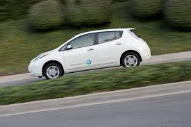 nissan leaf real world range car comparison test
