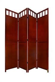 Room Divider Screens Amazon - amazon com legacy decor 4 panel solid wood room screen divider