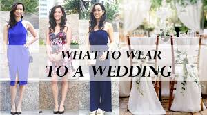wedding attire what to wear to a wedding wedding guest attire