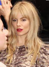 whatbhair texture does sienna miller have long layered curly hair cool hairstyles