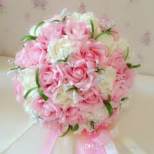 wedding flowers cheap cheap in store wedding favors holding flowers artificial