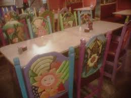 Mexican Dining Room Furniture Dining Room Furniture Picture Of Cancun Mexican Restaurant