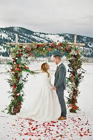 30 charming winter wedding decorations winter wedding