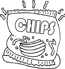 printable 34 junk food coloring pages 10110 food coloring pages