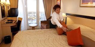 femme de chambre hotel journal de femmes de chambre