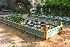 How To Install A Raised Garden Bed - how to build a rot resistant raised planter bed pretty handy