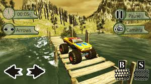 3d monster truck racing 3d monster jeep truck driving offroad challenge android apps