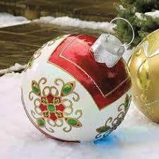 so pretty ornaments fiber optic outdoor