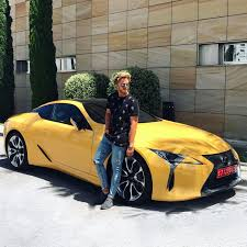 who is the in the lexus commercial lexus experience amazing commercial ronson