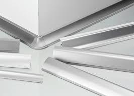 wandabschlussleiste k che wandanschlussprofile verbindung zwischen arbeitsplatte und wand