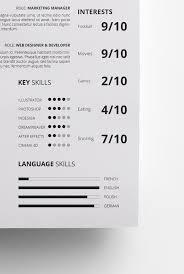 Resume Template Docx Universal Resume Template Docx Doc Pdf Psd Vol 1