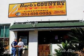 Country Kitchen Restaurant Menu - front of building picture of barb u0027s country kitchen eufaula
