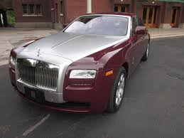 roll royce red 2011 roll royce ghost review and lovefest video enhanced