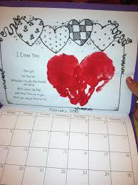 miss nguyen u0027s class handprint calendar gift to their parents