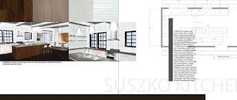 kitchen design portfolio gooosen com
