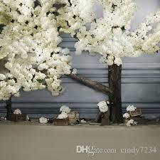 Wedding Backdrop Background 5x7ft White Blossoms Tree For Wedding Backdrop Backgrounds Art New