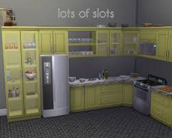 how to make a corner kitchen cabinet sims 4 sssvitlans sumptuous kitchen set by madhox sims 4